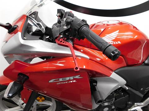 2011 Honda CBR®250R in Eden Prairie, Minnesota - Photo 21