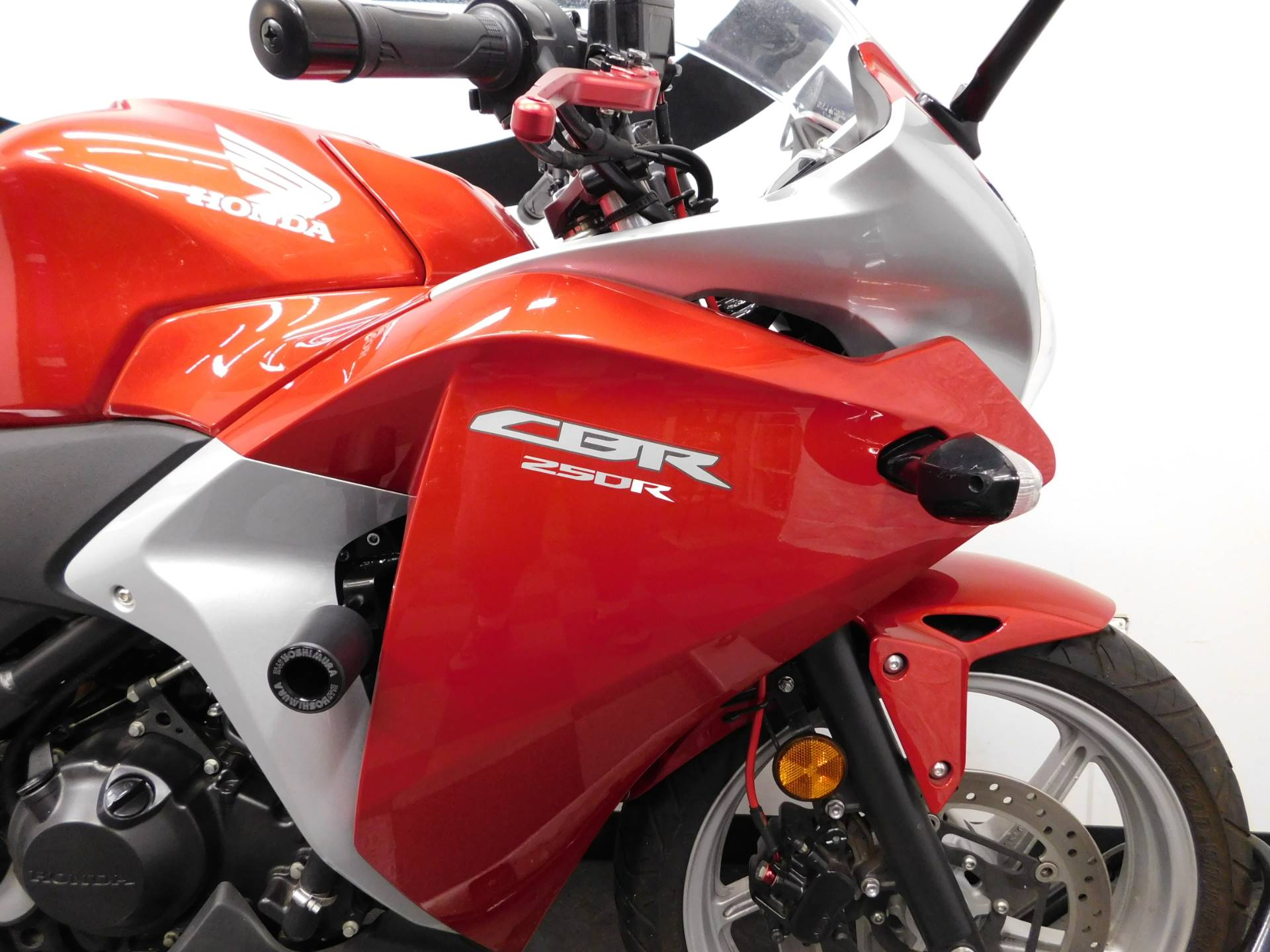 2011 Honda CBR®250R in Eden Prairie, Minnesota - Photo 29