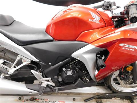 2011 Honda CBR®250R in Eden Prairie, Minnesota - Photo 33