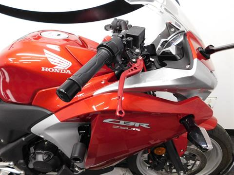 2011 Honda CBR®250R in Eden Prairie, Minnesota - Photo 44