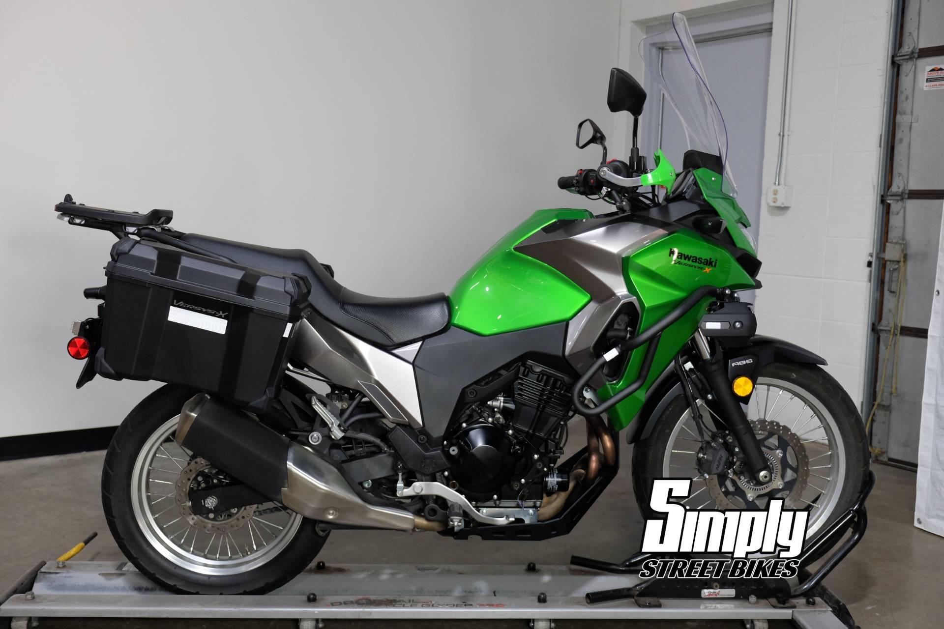 2017 Kawasaki Versys-X 300 ABS for sale 119560