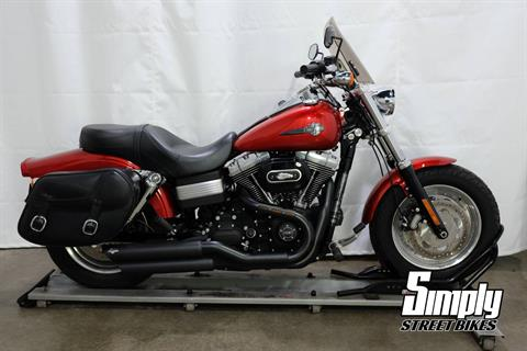 2013 Harley-Davidson Dyna® Fat Bob® in Eden Prairie, Minnesota - Photo 1