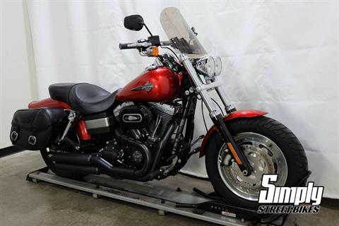 2013 Harley-Davidson Dyna® Fat Bob® in Eden Prairie, Minnesota - Photo 2