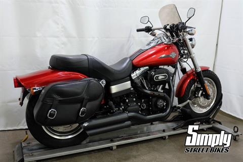 2013 Harley-Davidson Dyna® Fat Bob® in Eden Prairie, Minnesota - Photo 8