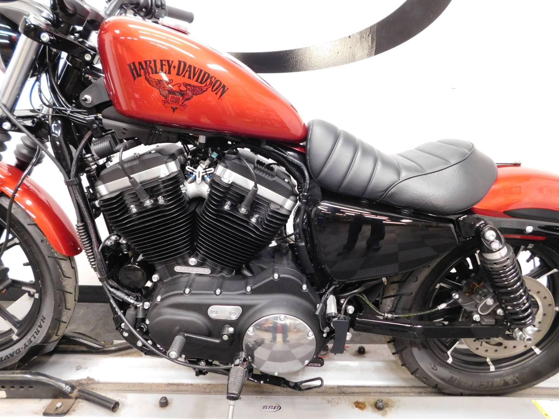 2018 Harley-Davidson Iron 883 9