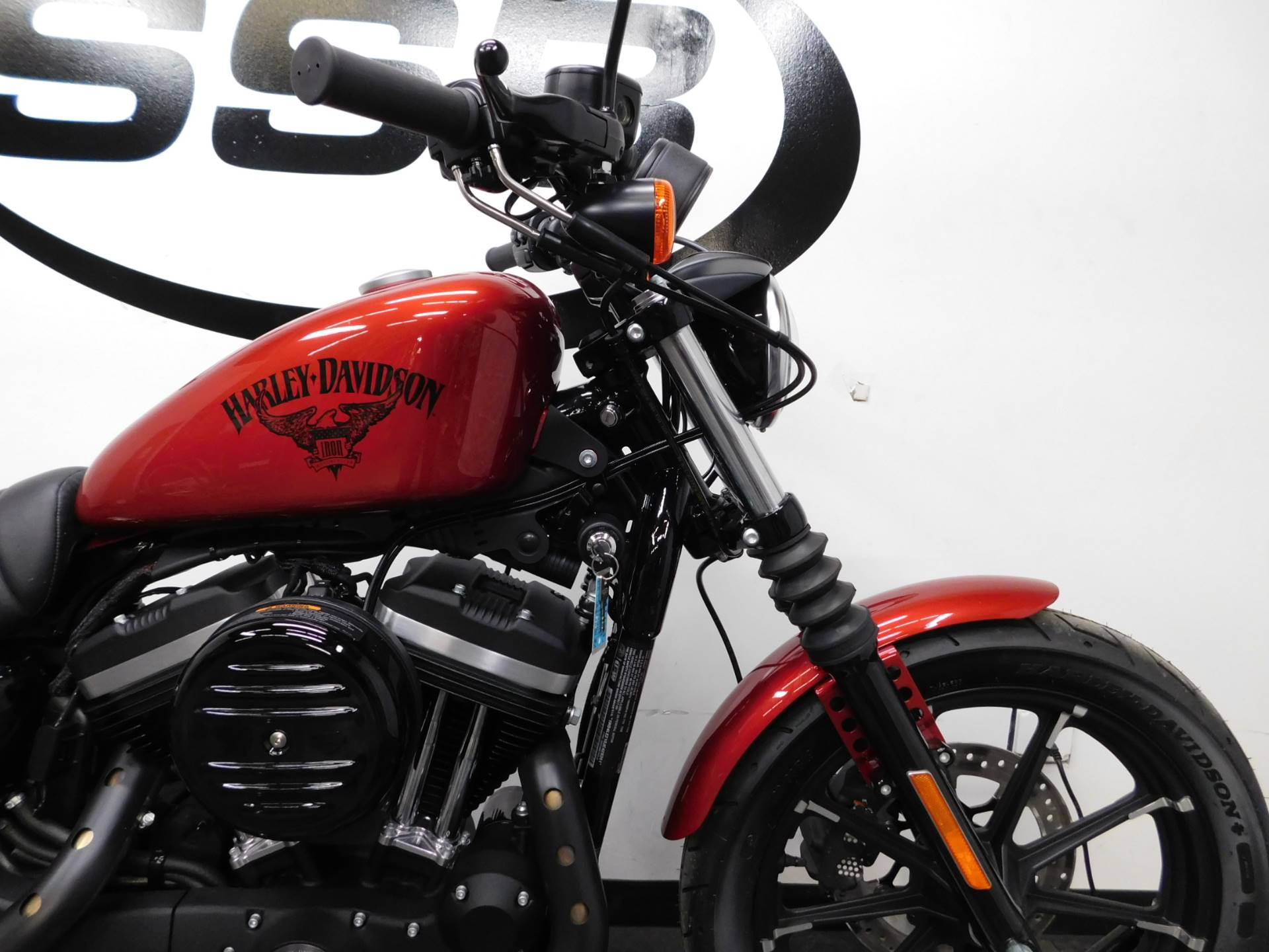 2018 Harley-Davidson Iron 883 12
