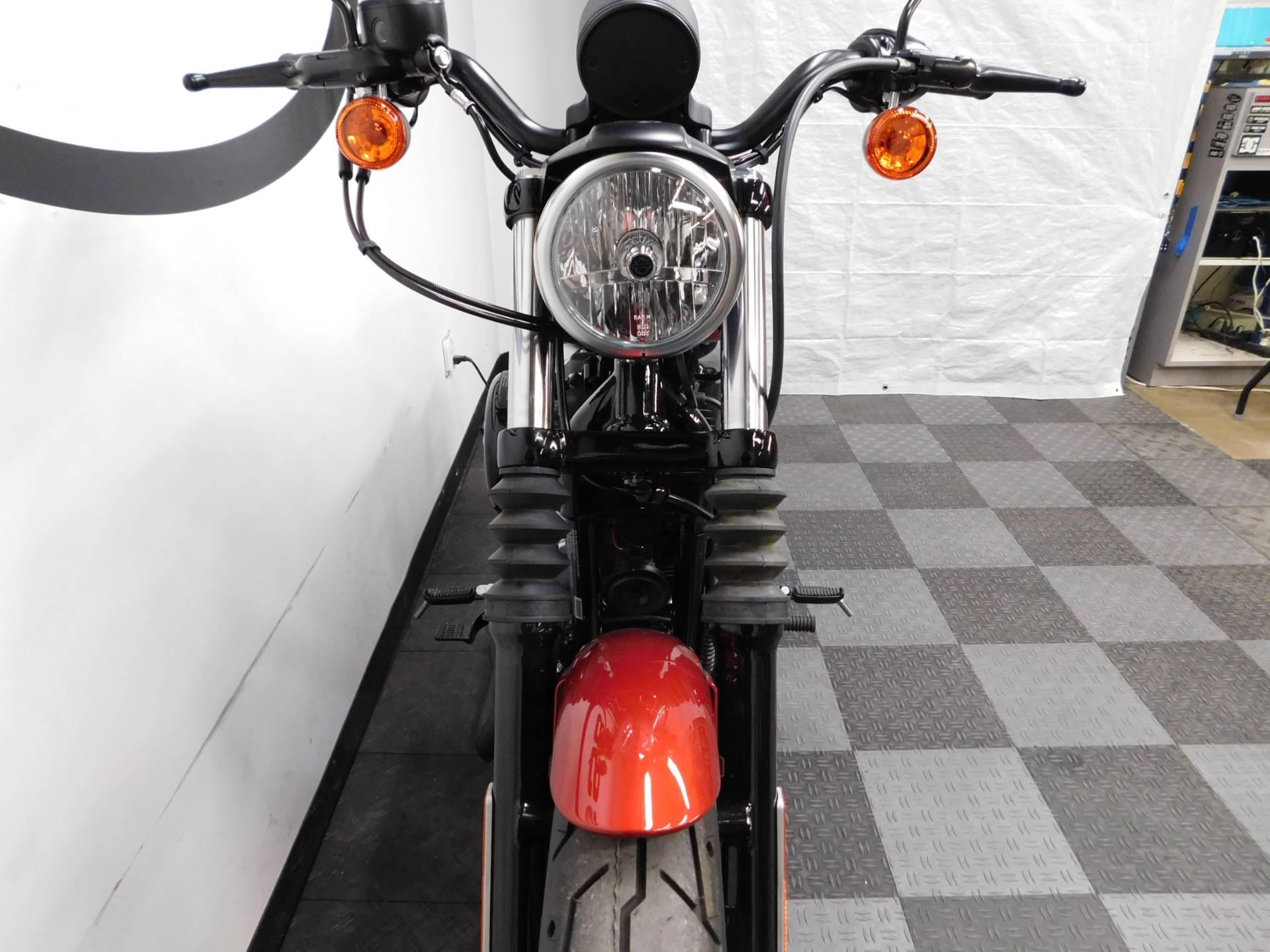 2018 Harley-Davidson Iron 883 3