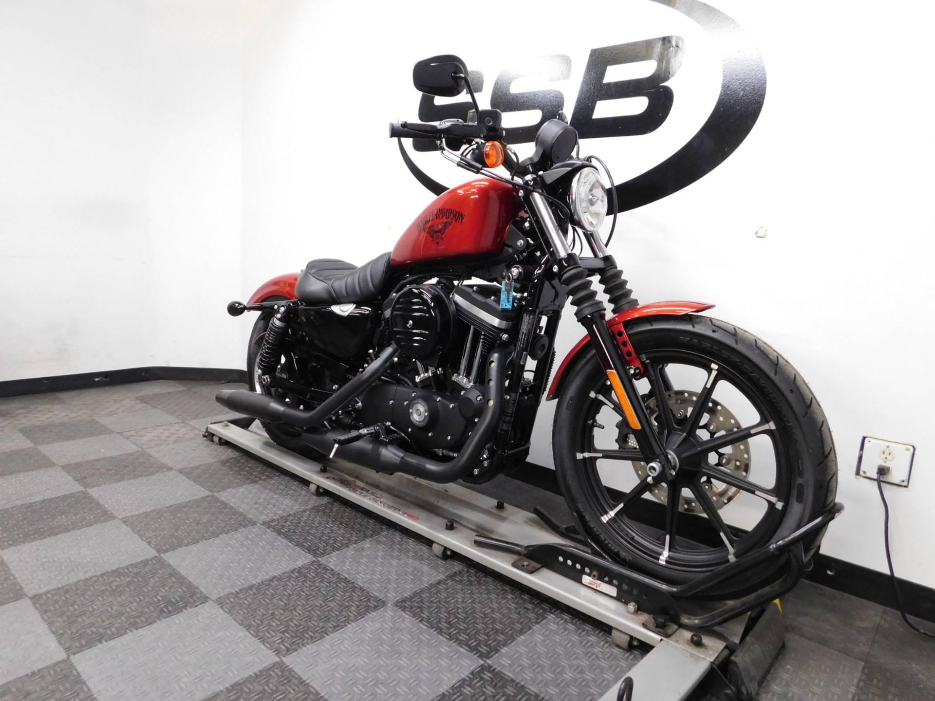 2018 Harley-Davidson Iron 883 2