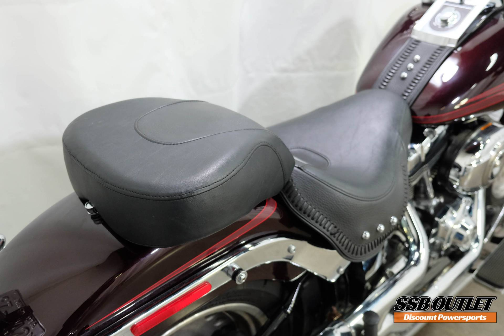 2007 Harley-Davidson FLSTF Softail® Fat Boy® in Eden Prairie, Minnesota - Photo 8