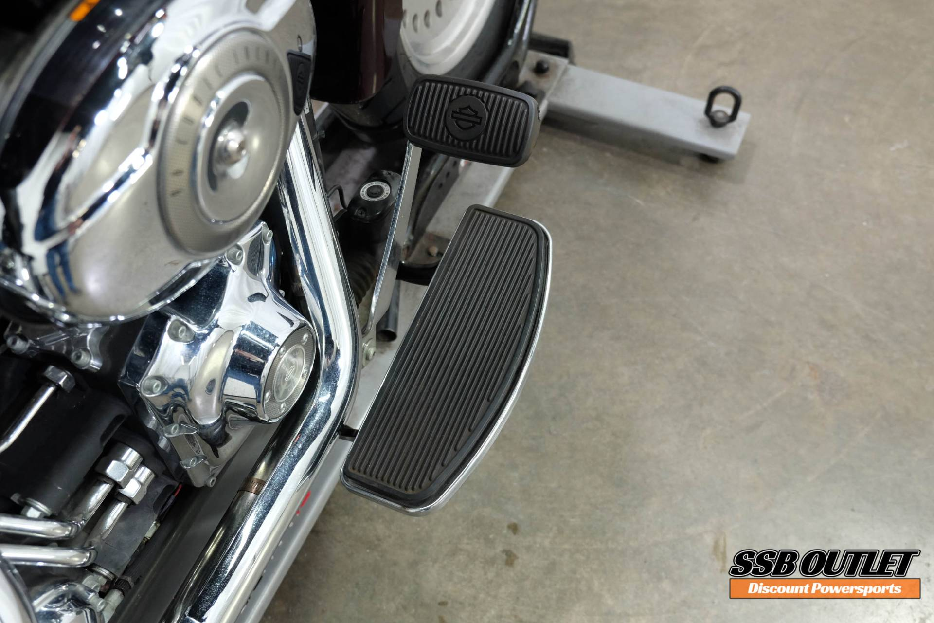 2007 Harley-Davidson FLSTF Softail® Fat Boy® in Eden Prairie, Minnesota - Photo 10