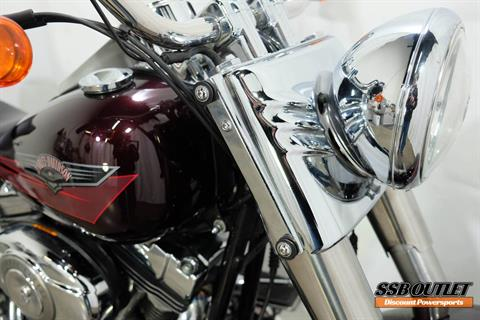 2007 Harley-Davidson FLSTF Softail® Fat Boy® in Eden Prairie, Minnesota - Photo 12