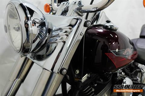 2007 Harley-Davidson FLSTF Softail® Fat Boy® in Eden Prairie, Minnesota - Photo 14