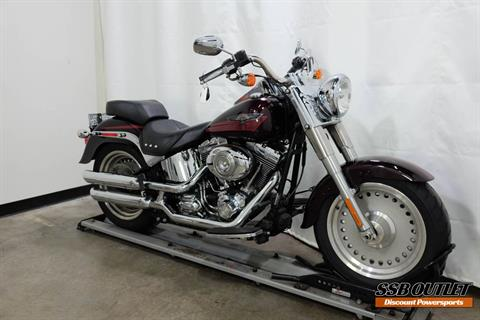 2007 Harley-Davidson FLSTF Softail® Fat Boy® in Eden Prairie, Minnesota - Photo 2