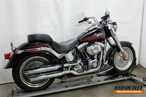2007 Harley-Davidson FLSTF Softail® Fat Boy® in Eden Prairie, Minnesota - Photo 6