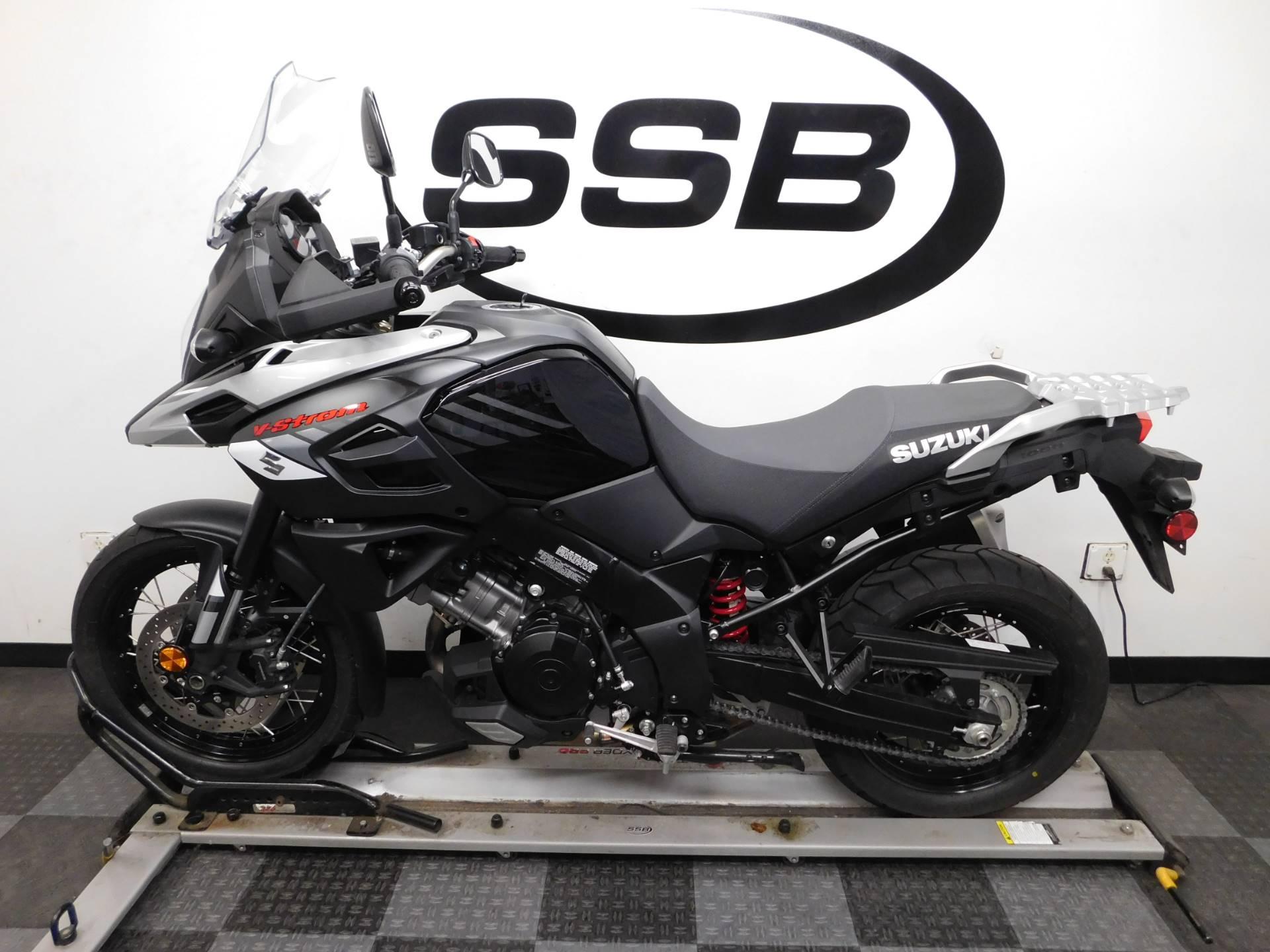 2018 Suzuki V-Strom 1000XT 5