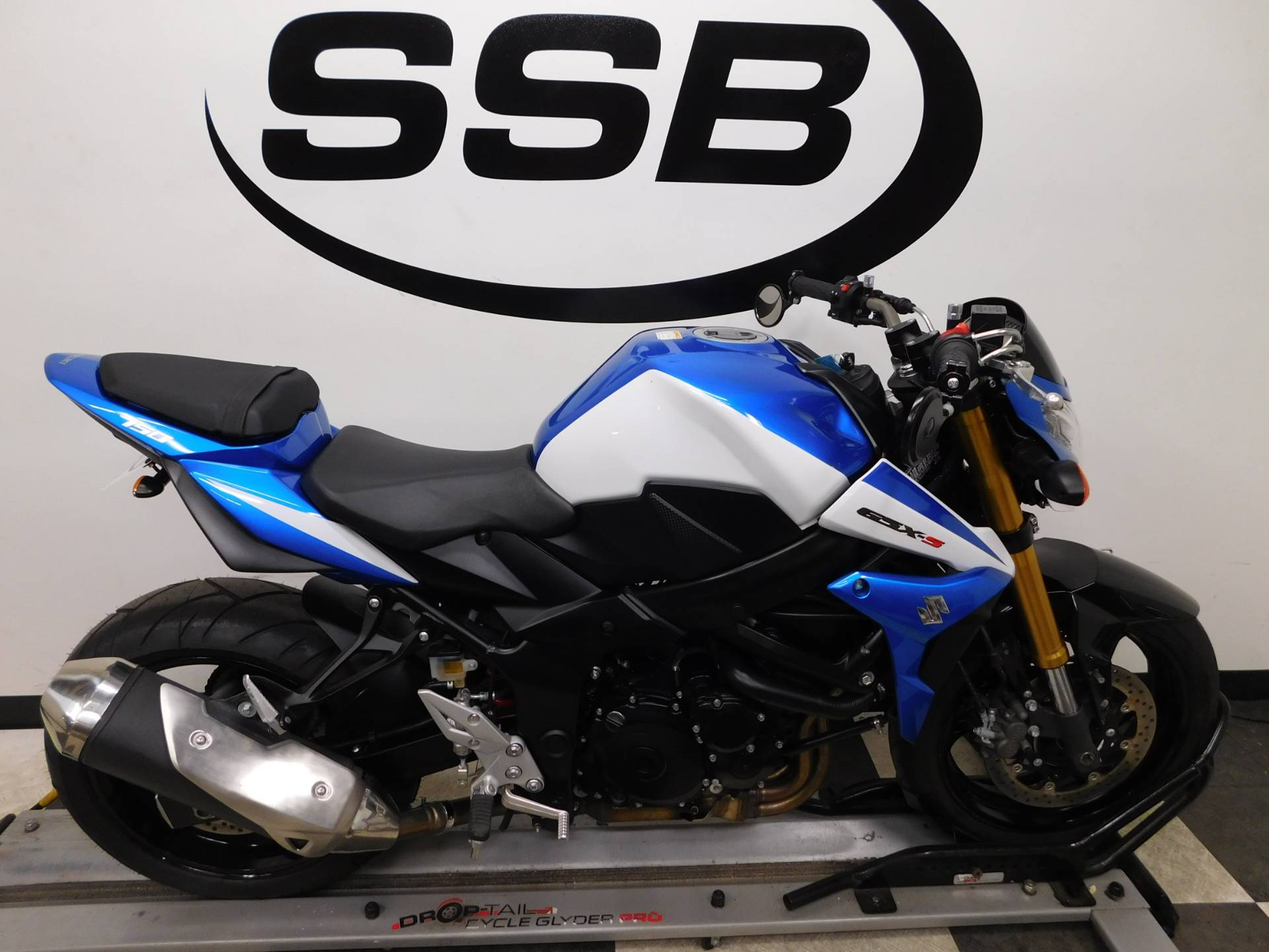 2015 Suzuki GSX-S750Z for sale 118646