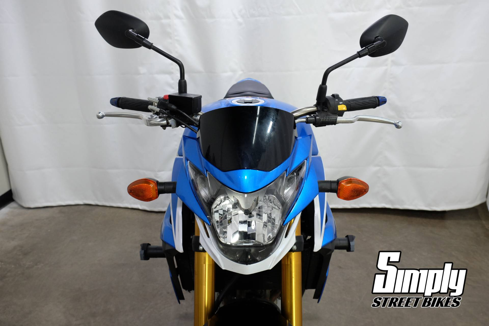 2015 Suzuki GSX-S750Z in Eden Prairie, Minnesota - Photo 9