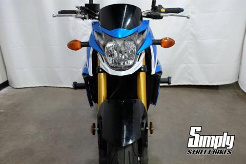 2015 Suzuki GSX-S750Z in Eden Prairie, Minnesota - Photo 10