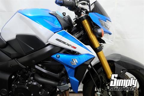 2015 Suzuki GSX-S750Z in Eden Prairie, Minnesota - Photo 17