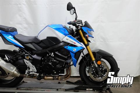 2015 Suzuki GSX-S750Z in Eden Prairie, Minnesota - Photo 22