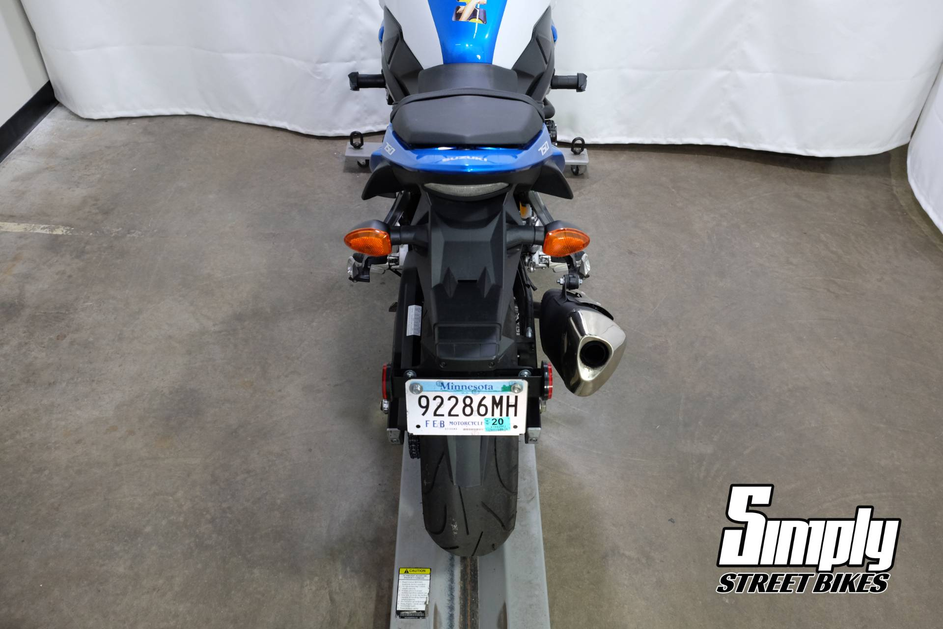 2015 Suzuki GSX-S750Z in Eden Prairie, Minnesota - Photo 24