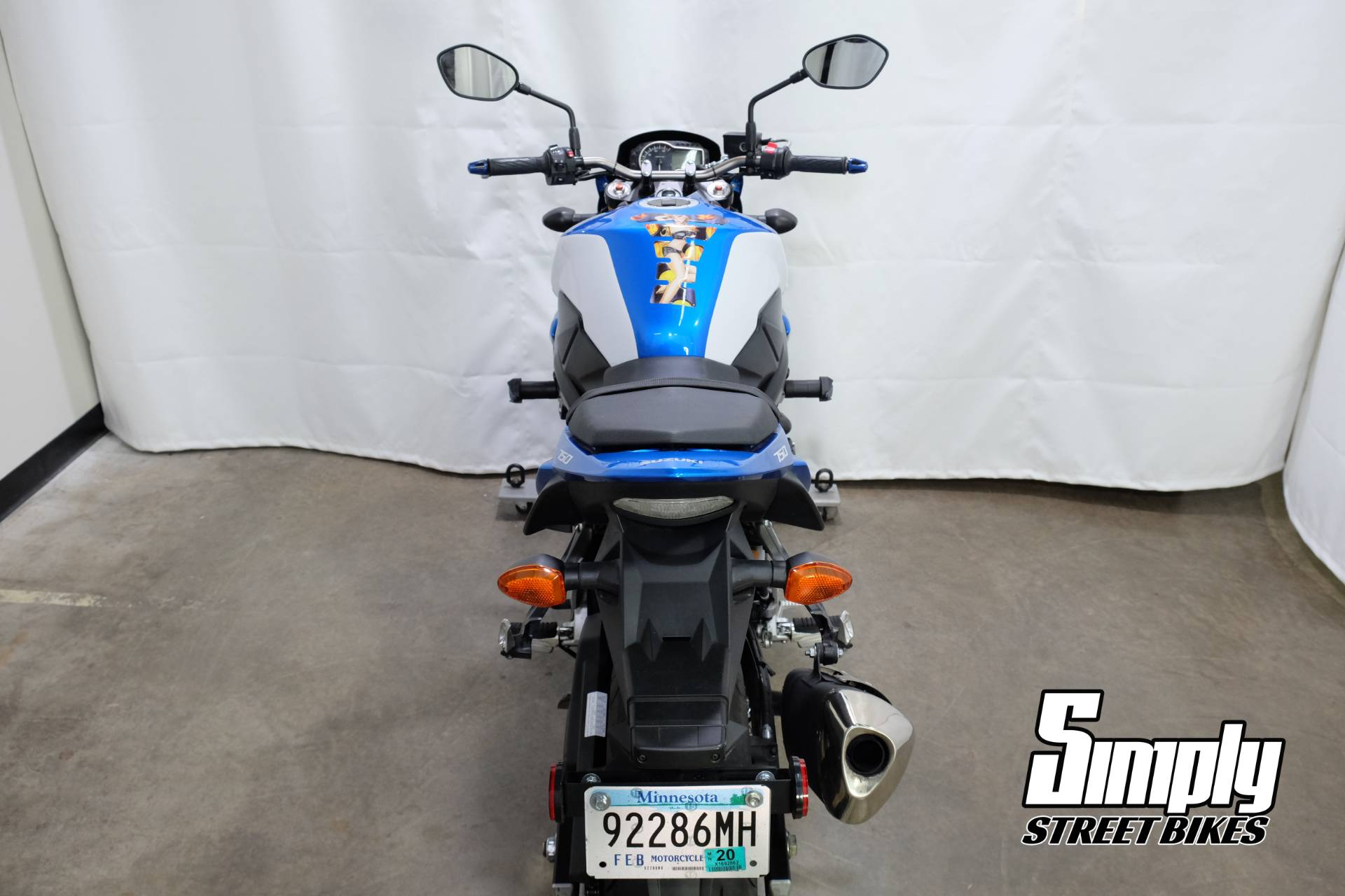 2015 Suzuki GSX-S750Z in Eden Prairie, Minnesota - Photo 25