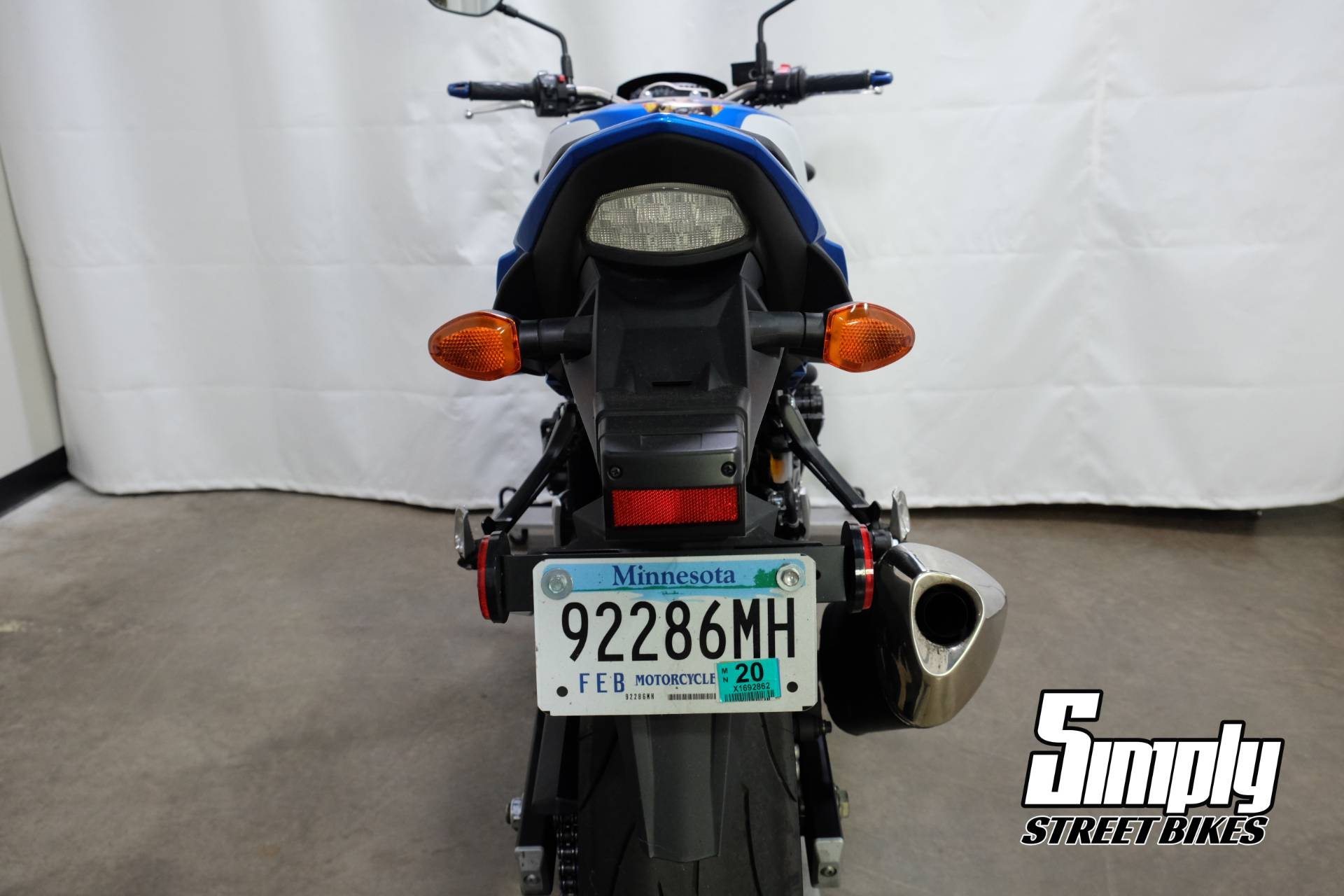 2015 Suzuki GSX-S750Z in Eden Prairie, Minnesota - Photo 28