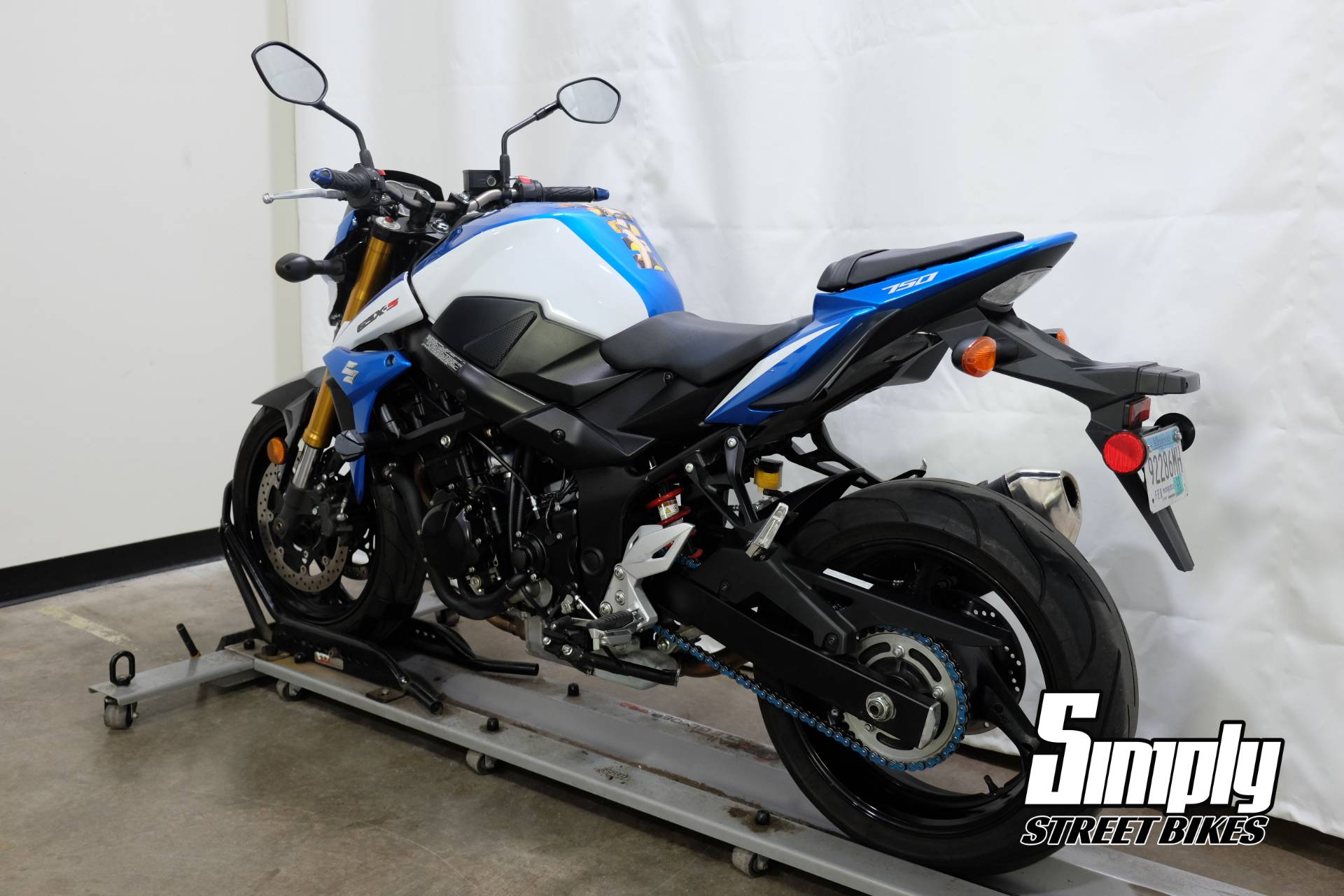 2015 Suzuki GSX-S750Z in Eden Prairie, Minnesota - Photo 6
