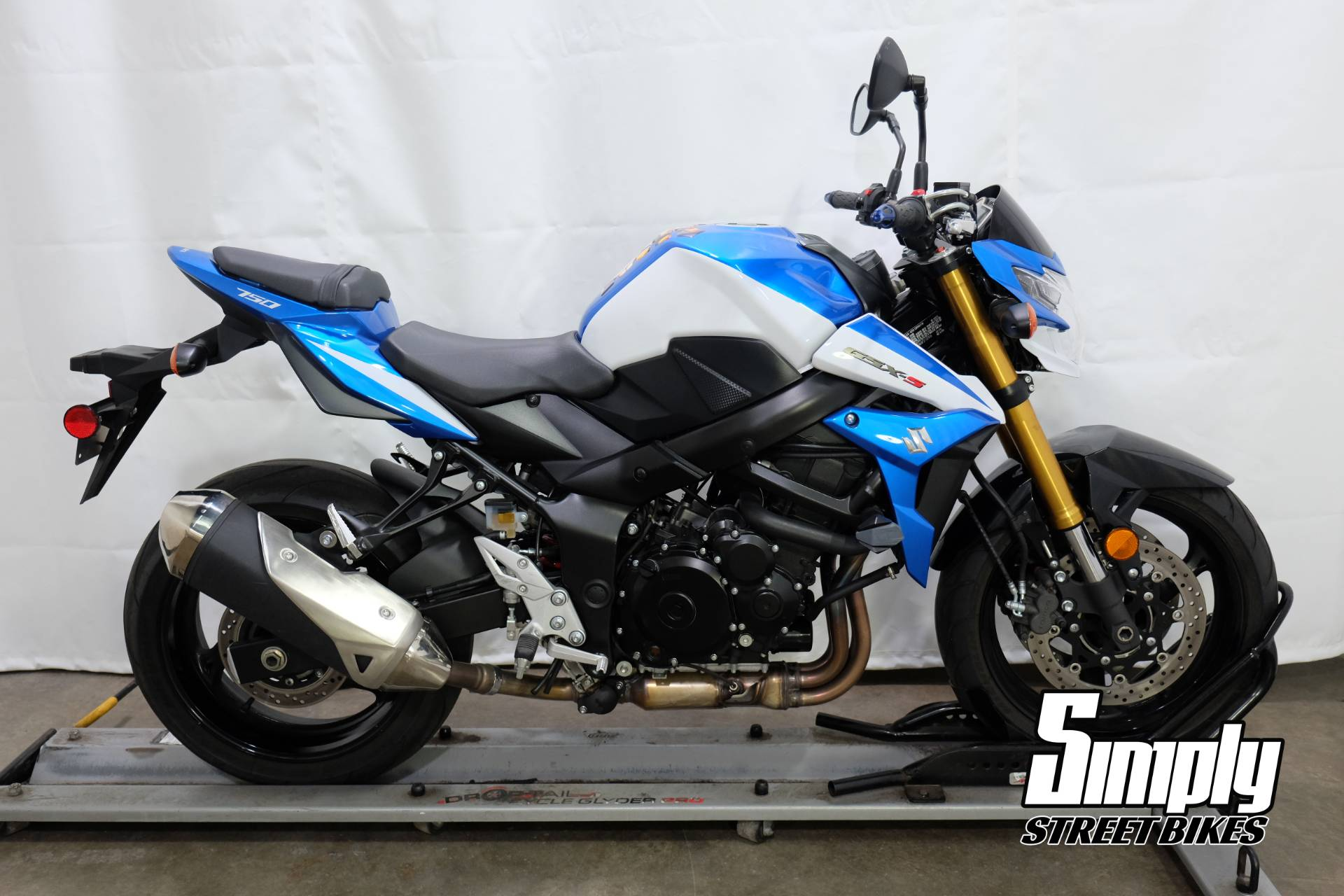 2015 Suzuki GSX-S750Z in Eden Prairie, Minnesota - Photo 1
