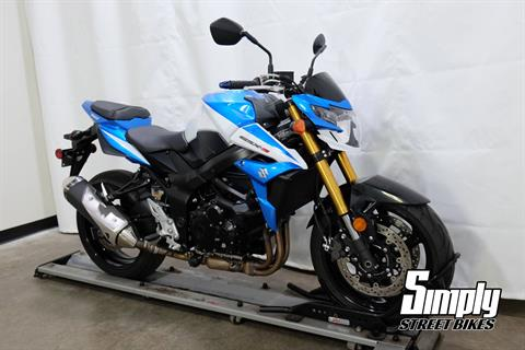 2015 Suzuki GSX-S750Z in Eden Prairie, Minnesota - Photo 2