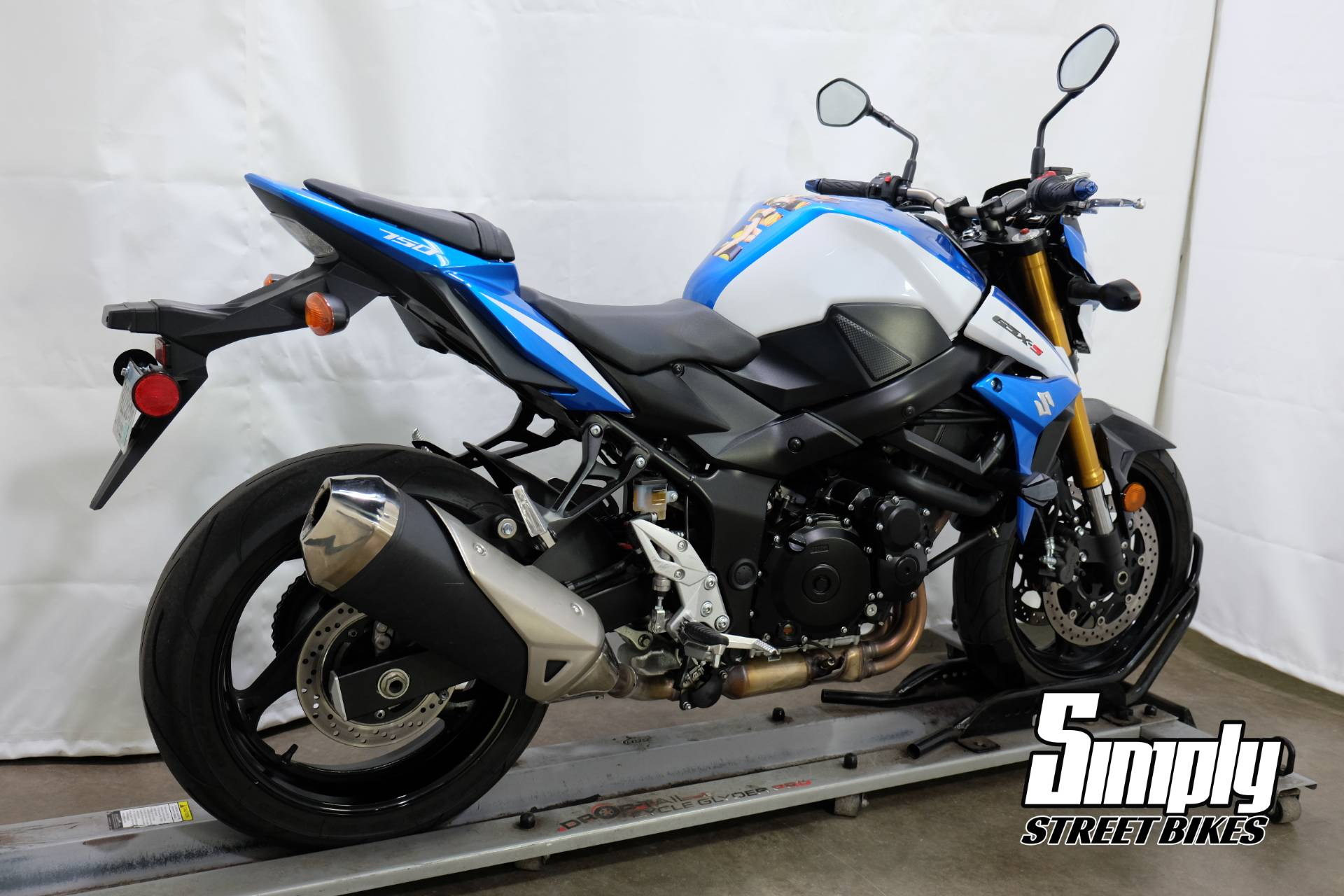 2015 Suzuki GSX-S750Z in Eden Prairie, Minnesota - Photo 8