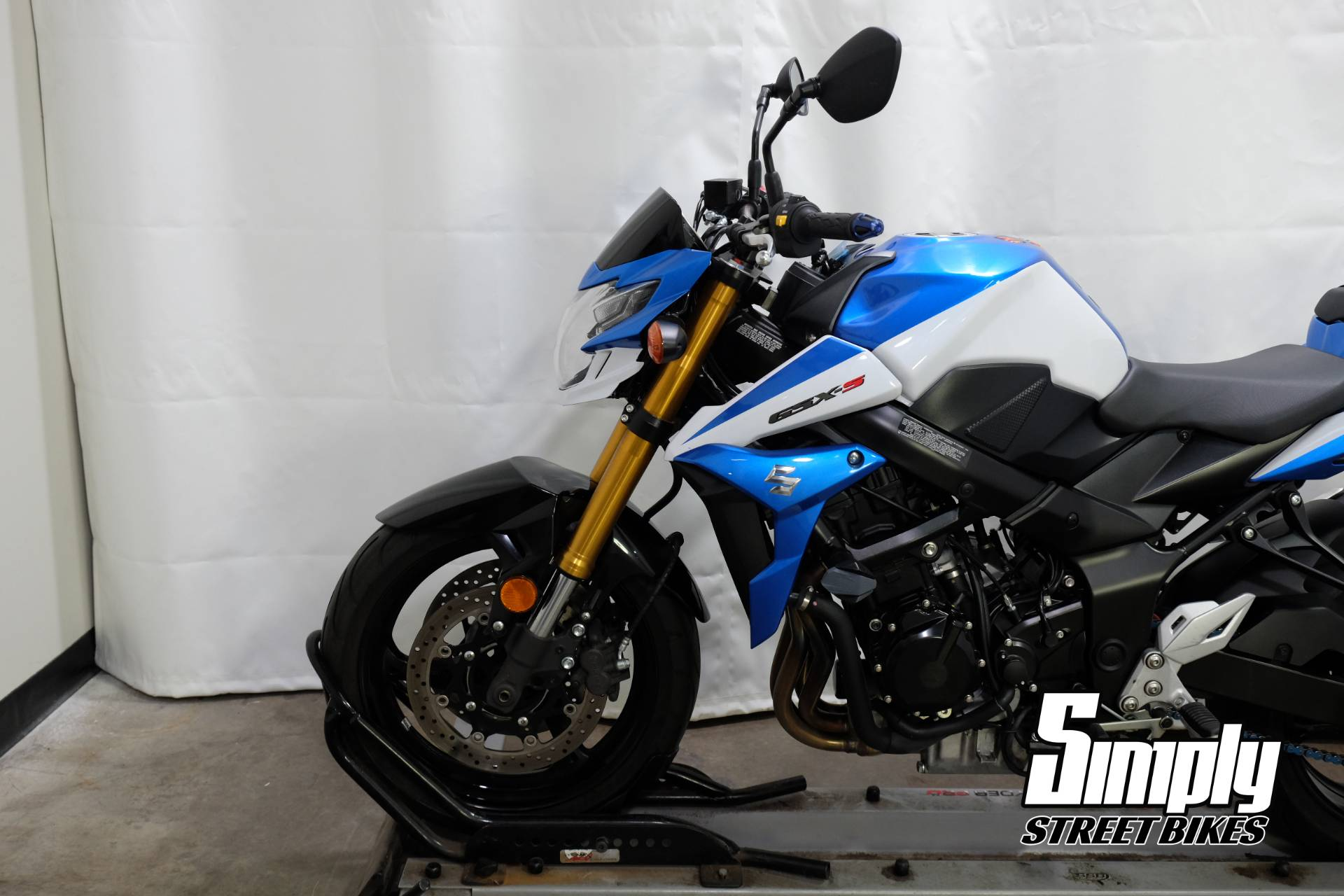 2015 Suzuki GSX-S750Z in Eden Prairie, Minnesota - Photo 37