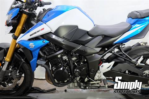 2015 Suzuki GSX-S750Z in Eden Prairie, Minnesota - Photo 38