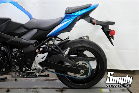 2015 Suzuki GSX-S750Z in Eden Prairie, Minnesota - Photo 39