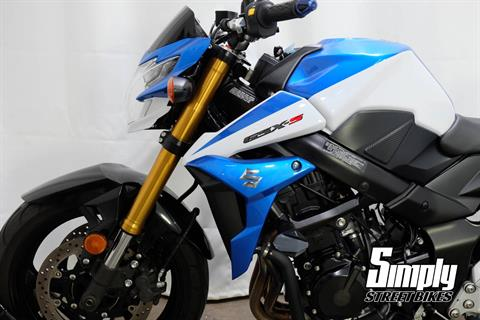 2015 Suzuki GSX-S750Z in Eden Prairie, Minnesota - Photo 42