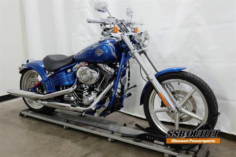 2009 Harley-Davidson Softail® Rocker™ C in Eden Prairie, Minnesota - Photo 2