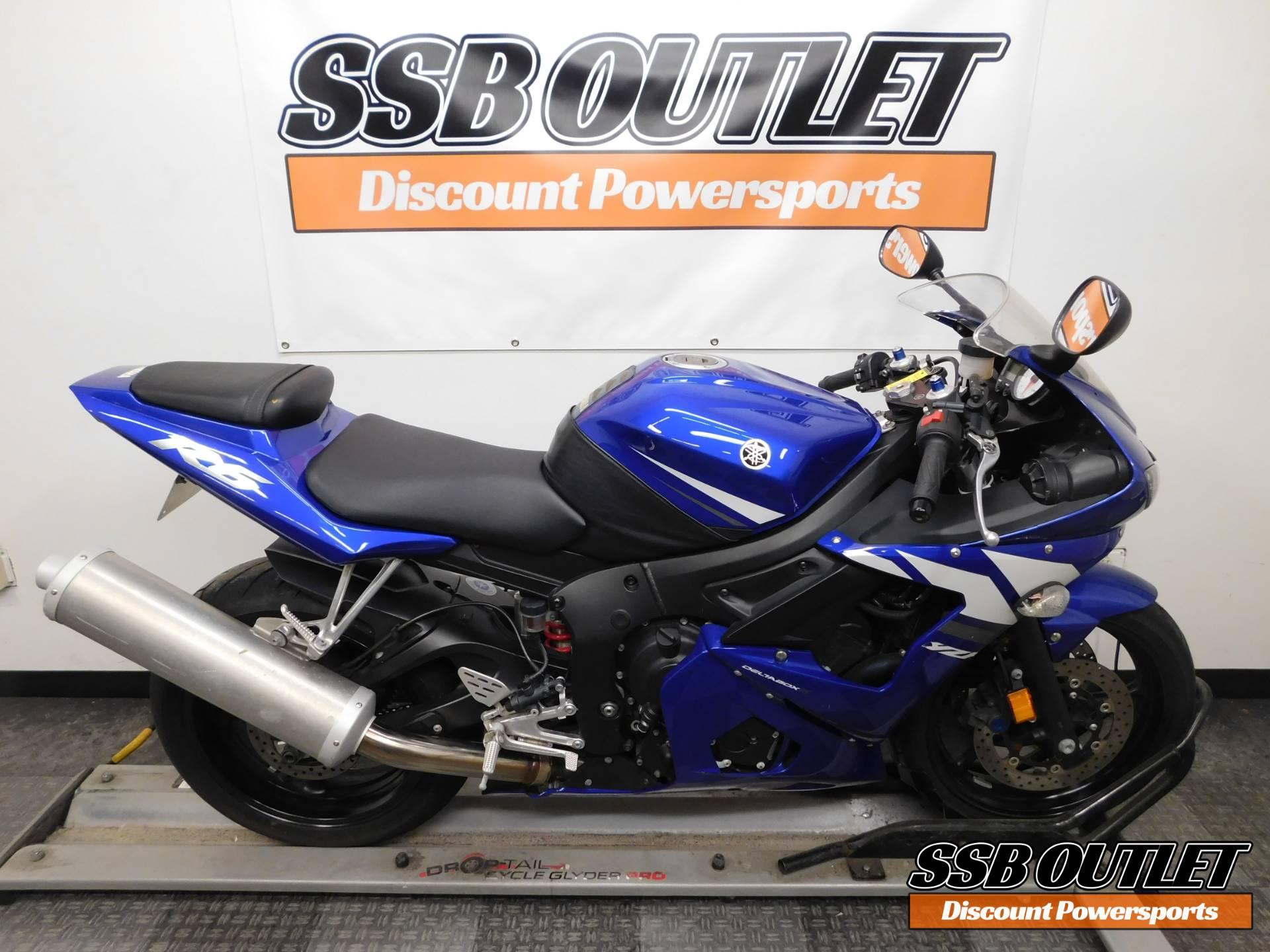 2003 Yamaha YZF-R6 for sale 129597