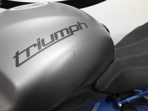 2013 Triumph Speed Triple SE in Eden Prairie, Minnesota