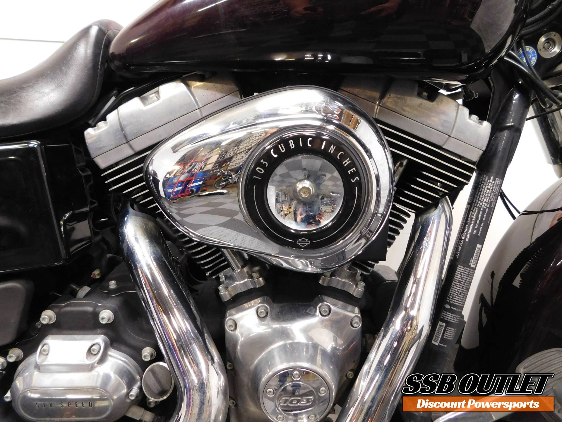 2014 Harley-Davidson Dyna® Switchback™ in Eden Prairie, Minnesota - Photo 10
