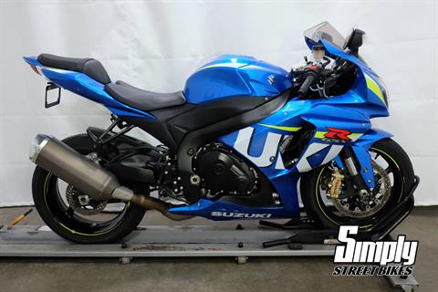 2015 Suzuki GSX-R1000 in Eden Prairie, Minnesota - Photo 1