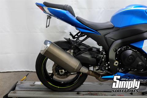 2015 Suzuki GSX-R1000 in Eden Prairie, Minnesota - Photo 15