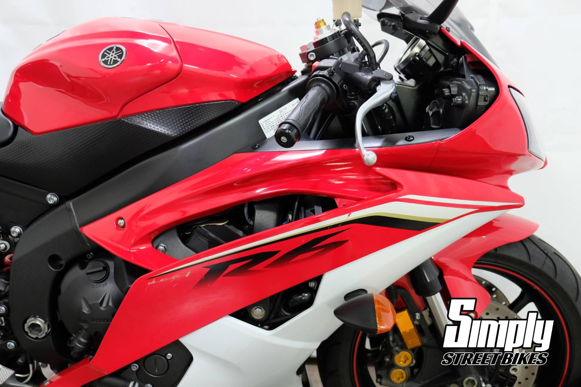 2013 Yamaha YZF-R6 12