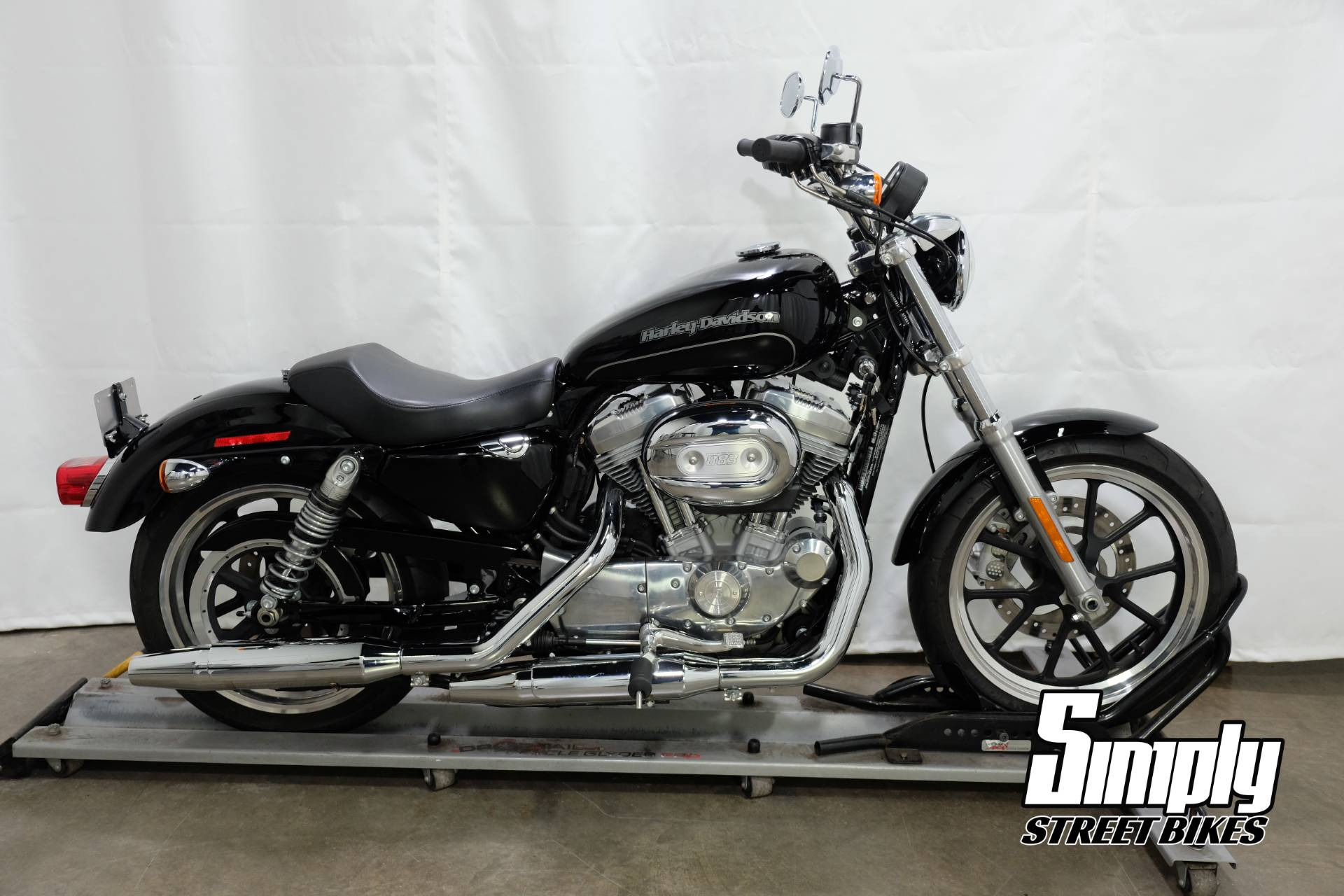 2016 Harley-Davidson SuperLow® in Eden Prairie, Minnesota - Photo 1