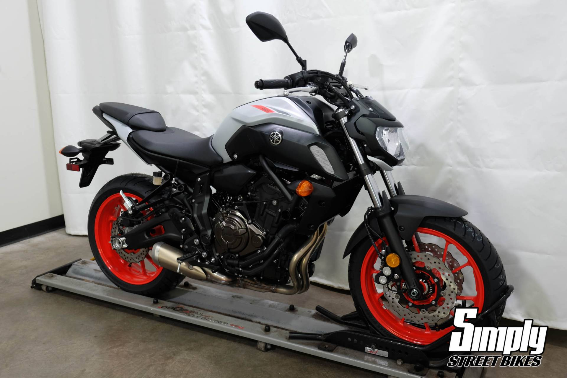2020 Yamaha MT-07 in Eden Prairie, Minnesota - Photo 2