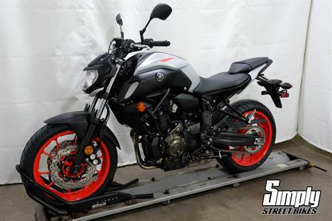 2020 Yamaha MT-07 in Eden Prairie, Minnesota - Photo 4