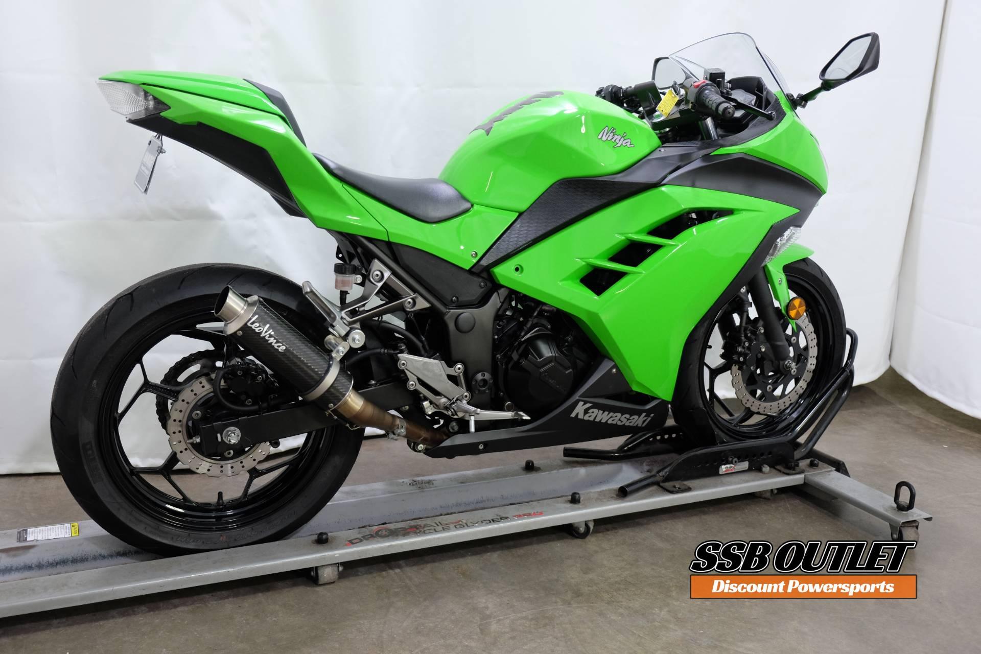 2014 Kawasaki Ninja 300 Se In Eden Prairie Minnesota