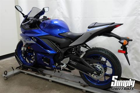 2020 Yamaha YZF-R3 ABS in Eden Prairie, Minnesota - Photo 6