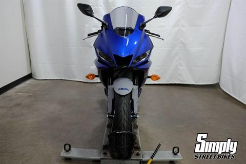 2020 Yamaha YZF-R3 ABS in Eden Prairie, Minnesota - Photo 3