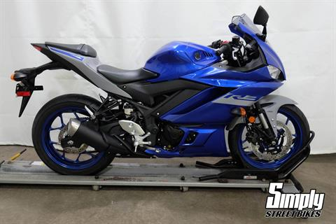 2020 Yamaha YZF-R3 ABS in Eden Prairie, Minnesota - Photo 1