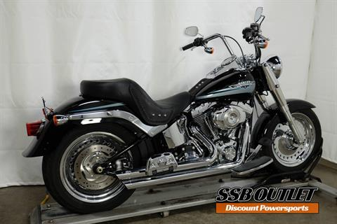2010 Harley-Davidson Softail® Fat Boy® in Eden Prairie, Minnesota - Photo 6